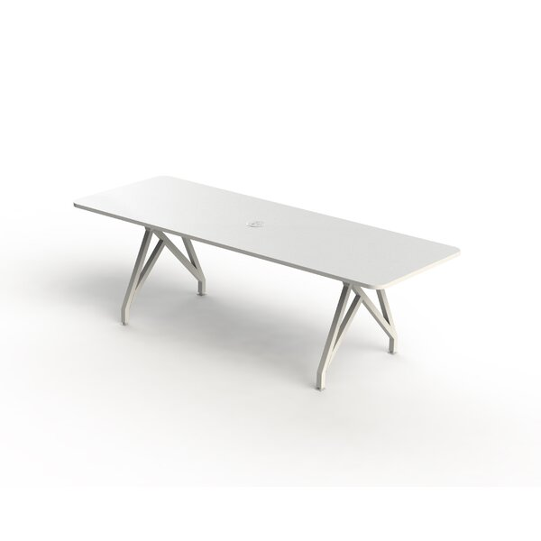 Hot Spot Rectangular Conference Table by Scale 1:1