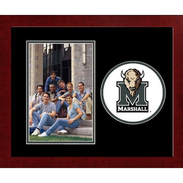 NCAA Marshall Thundering Herd Spirit Picture Frame by Campus Images