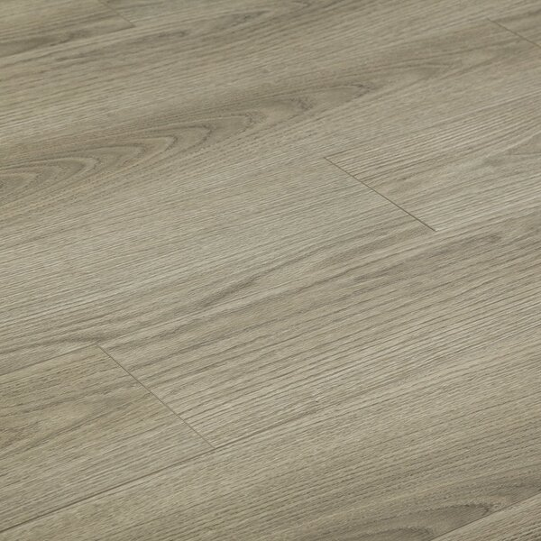8 x 48 x 12mm Beech Laminate Flooring in London Fog by Yulf Design & Flooring