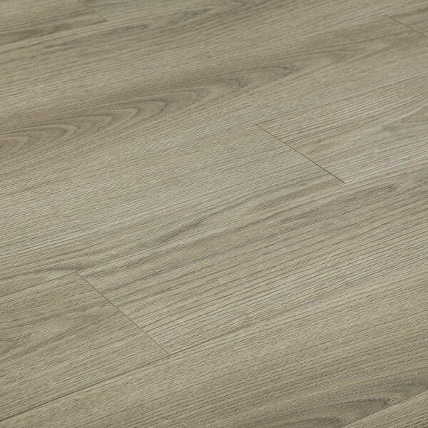 8 x 48 x 12mm Beech Laminate Flooring in London Fog by Yulf Design & Flooring