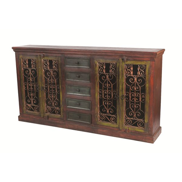Pentecost 5 Drawer Sideboard by World Menagerie
