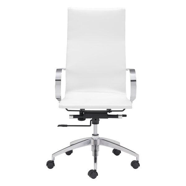 Stan High-Back Executive Chair by Wade Logan