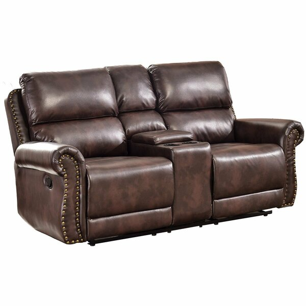 Malupo Reclining Loveseat by Darby Home Co
