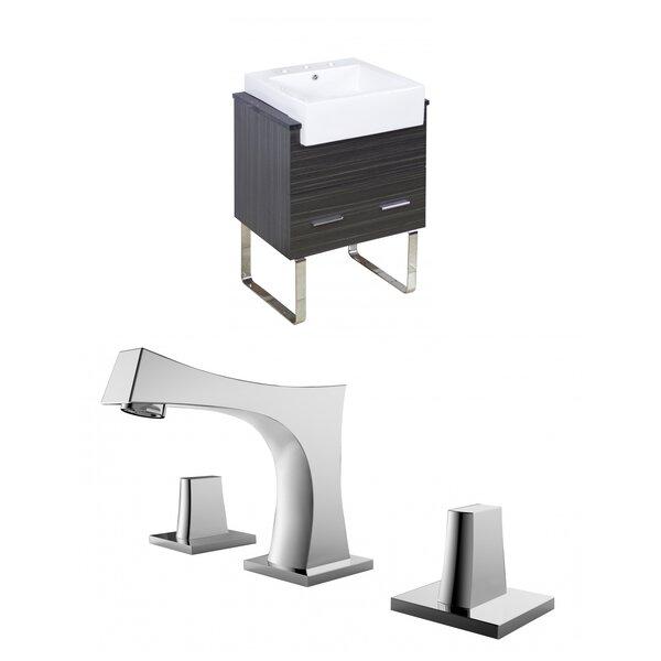 Xena Farmhouse 24 Single Bathroom Vanity Set by American Imaginations