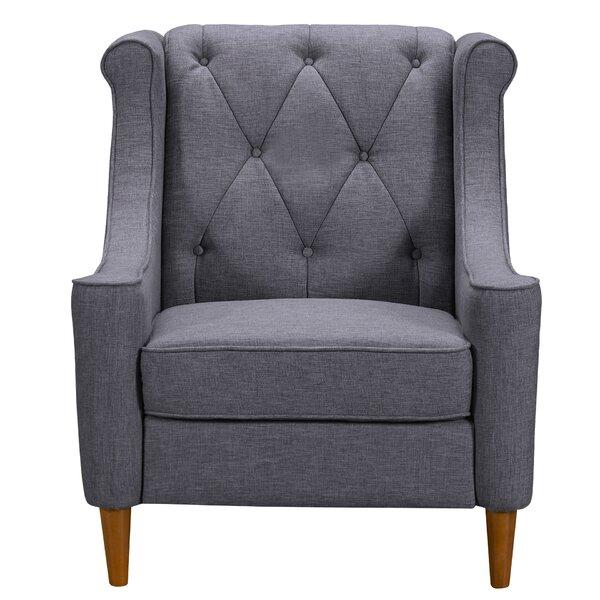 Waldrep Armchair by House of Hampton