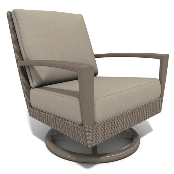 Hampton Swivel Lounge Rocker by Winston