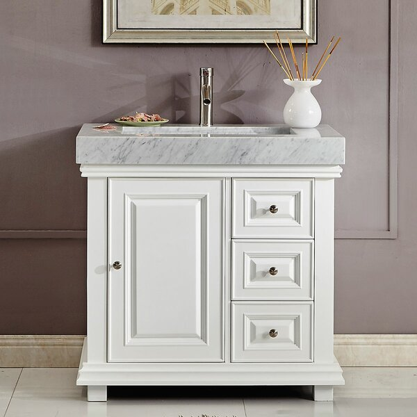 Janne Contemporary 36 Single Bathroom Vanity Set b