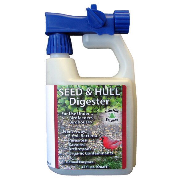 Seed and Hull Digester Protector by Care Free Enzy