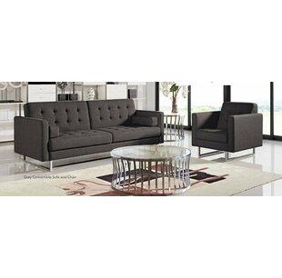 Opus Configurable Living Room Set by Diamond Sofa