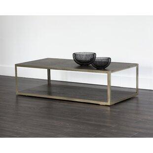 Zenn Coffee Table Sunpan Modern