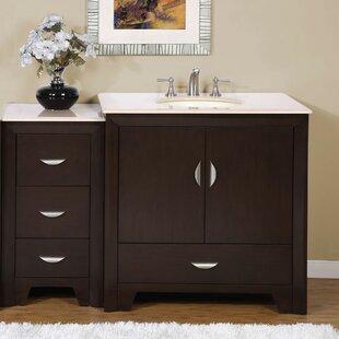 Savings Sweat 54 Single Bathroom Vanity Set ByEbern Designs