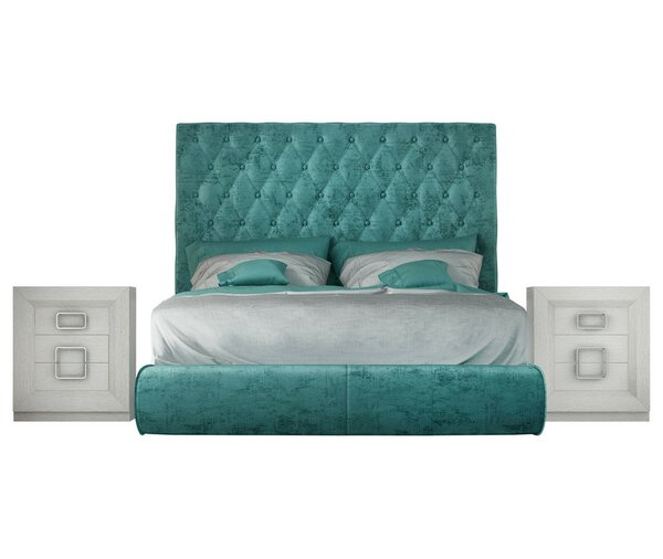 Kohan Standard 4 Piece Bedroom Set by Everly Quinn