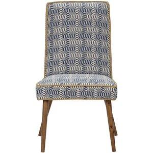 Sciortino Upholstered Dining Chair (Set of 2) Brayden Studio