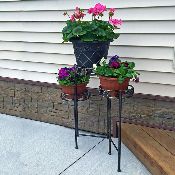 Grandin Tiered Folding Plant Stand by Winston Porter| @ $71.95