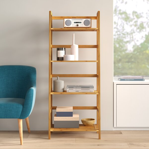 Amias Ladder Bookcase By Dotted Line™