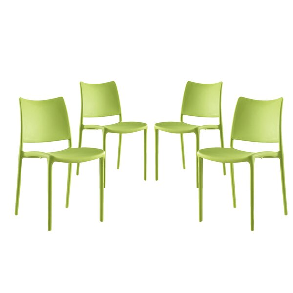 Hipster Side Chair (Set of 4) by Modway