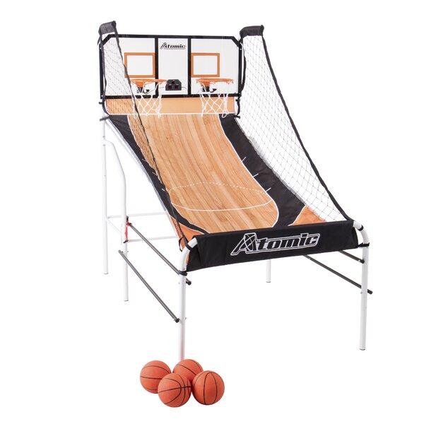 Atomic Slam Dunk Basketball Shootout by Viva Sol