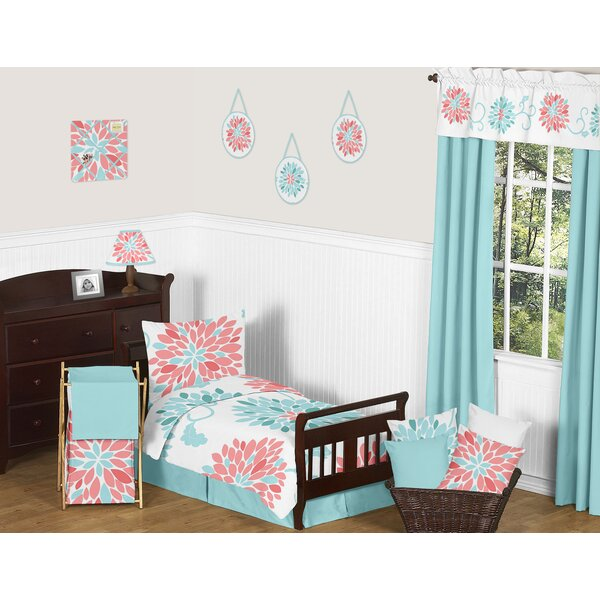 Emma 5 Piece Toddler Bedding Set by Sweet Jojo Designs