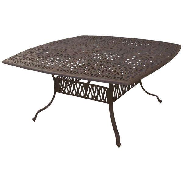 Lebanon Dining Table by Three Posts