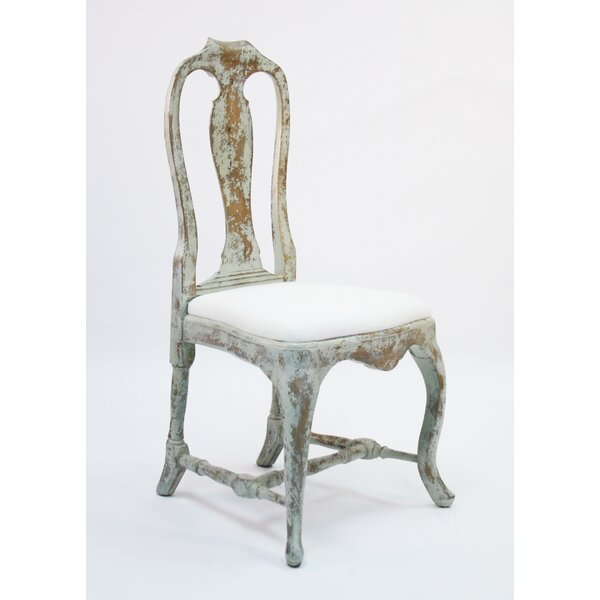 Provence Solid Wood Dining Chair by Zentique