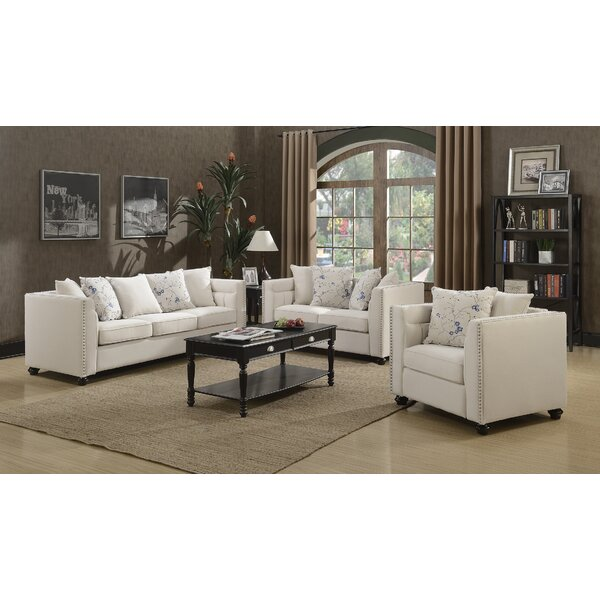 Modern Collection Cheever Loveseat by Alcott Hill by Alcott Hill
