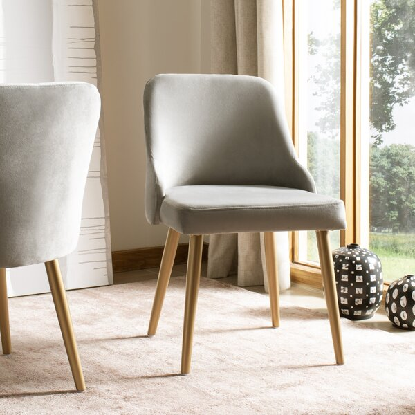 Dinwiddie Upholstered Dining Chair (Set of 2) by Corrigan Studio