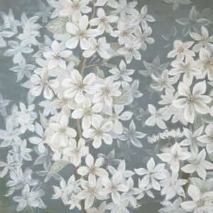 'Spring Fling' Print on Wrapped Canvas by Ophelia & Co.