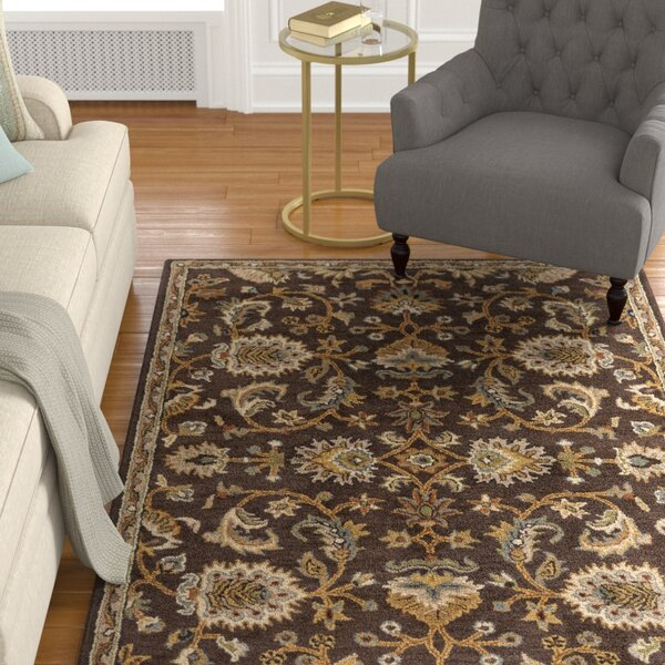 Brown Area Rug by Birch Lane™
