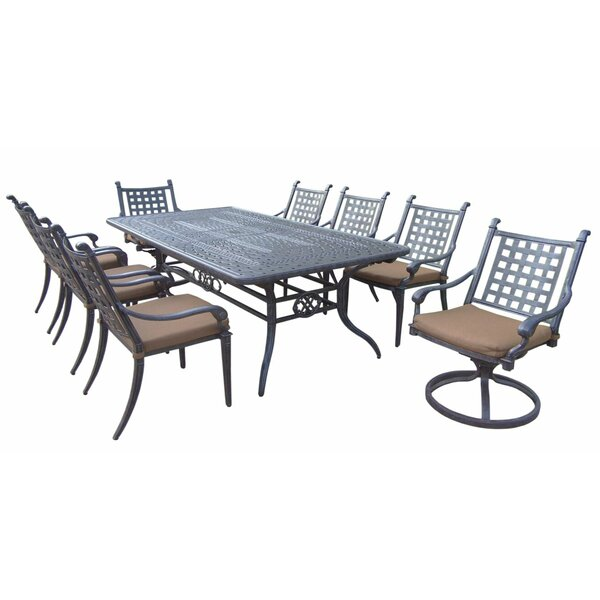 Arness 12 Piece Dining Set and Lounge Set by Darby Home Co