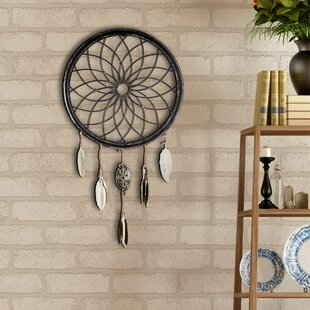 Art Decor Dreamcatcher Wheel U0026 Feathers Wall Décor