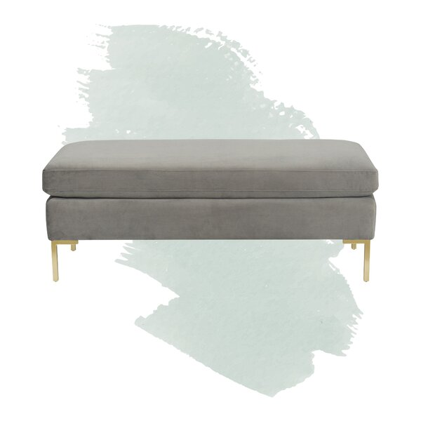 Gianna Upholstered Bench By Foundstone