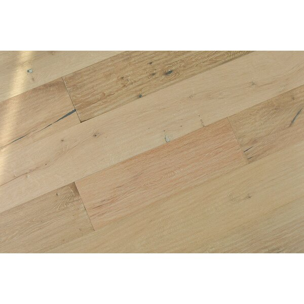 Belize 7-2/5 Engineered Oak Hardwood Flooring in St Alban Tan by Albero Valley