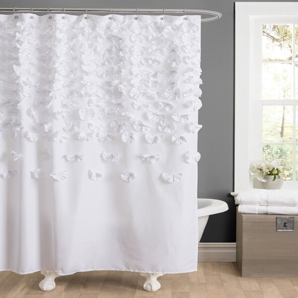 Willa Arlo Interiors Romain Shower Curtain Reviews Wayfair
