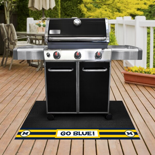 NCAA Michigan Southern Grill Mat by FANMATS