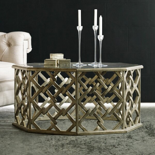 Melange Coffee Table by Hooker Furniture