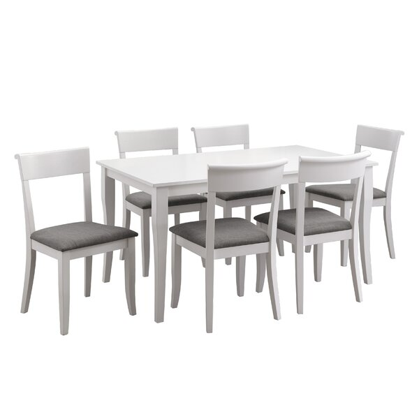 Alfred 7 Piece Dining Set by August Grove