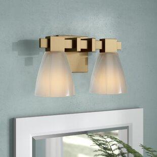 Marnie Modern 2-Light Vanity Light By Zipcode Design Wall Lights