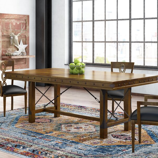 Alegre Extendable Dining Table by Trent Austin Design