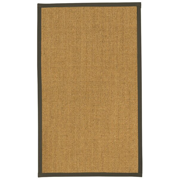 Luciana Hand-Hooked Beige Area Rug