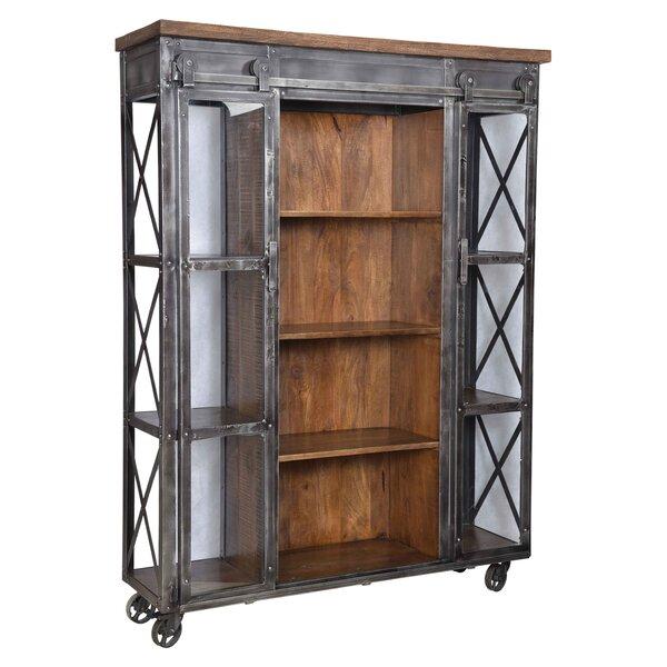 Hessler Standard Bookcase By Loon Peak