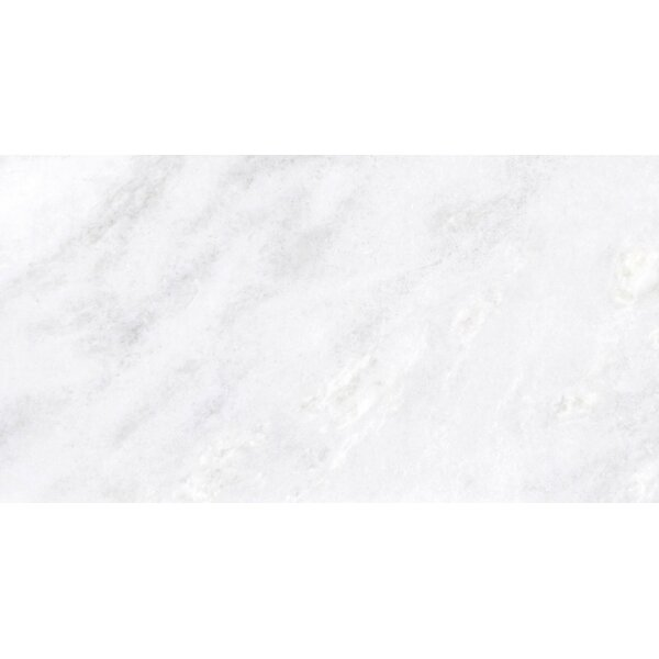 Marble 12 x 24 Tile in Kalta Bianco by Emser Tile