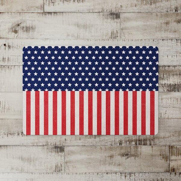 America Kitchen Mat