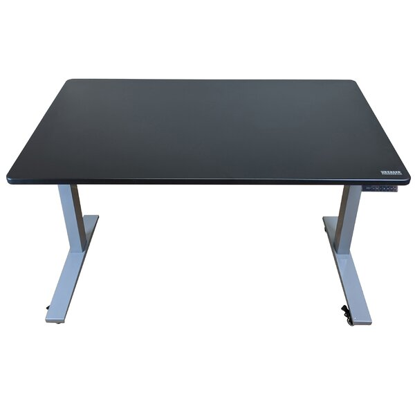 Rise Up Height Adjustable Gaming Desk