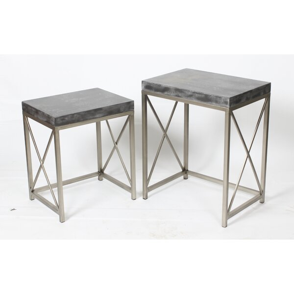 Erikson Frame Nesting Tables By Mercer41