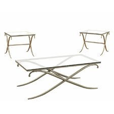 Tatianna 3 Piece Coffee Table Set by Hokku Designs