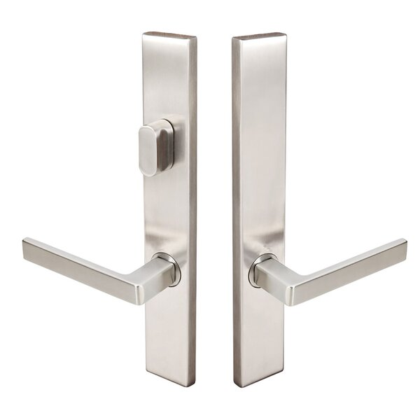 Tokyo Single Cylinder One Piece Leverset by INOX®