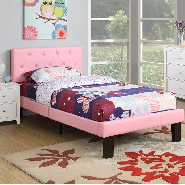 Debellis Panel Bed by Harriet Bee