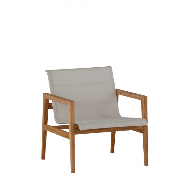Coast Teak Patio Chair by Summer Classics