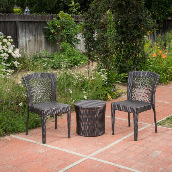 Harrisburg 3 Piece Seating Group by Ophelia & Co.