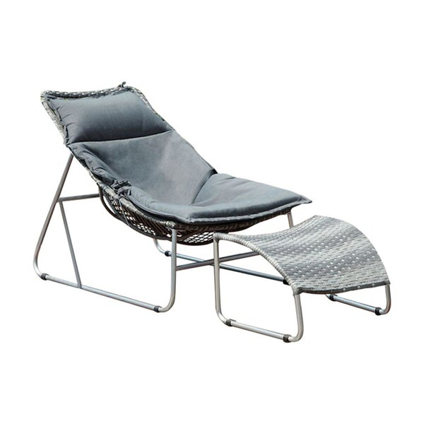 Melvindale Lounge Chair by Orren Ellis
